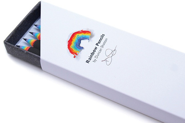 神奇的彩虹铅笔(三)