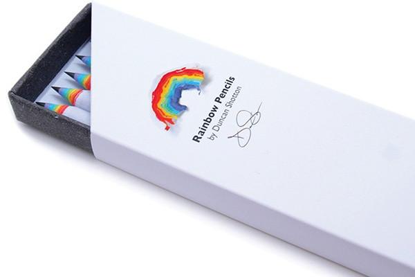 神奇的彩虹铅笔(四)