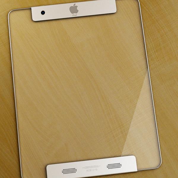 全透明概念iPad(三)