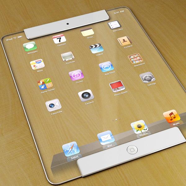 全透明概念iPad(四)
