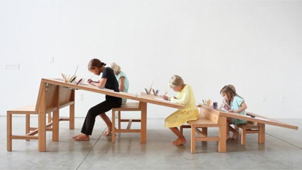 有趣的成长书桌