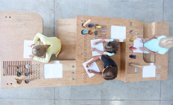 有趣的成长书桌(二)