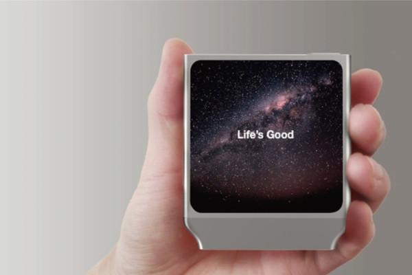 概念未来硬盘设计