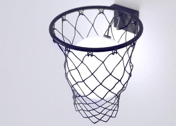 创意篮球灯具(五)