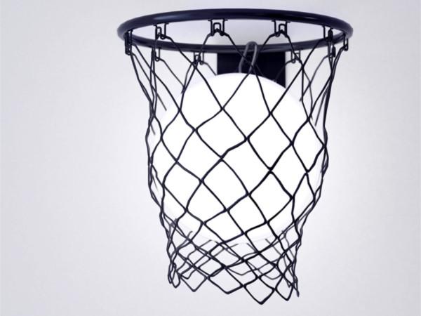 创意篮球灯具(七)