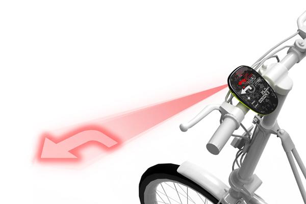 自行车GPS导航仪