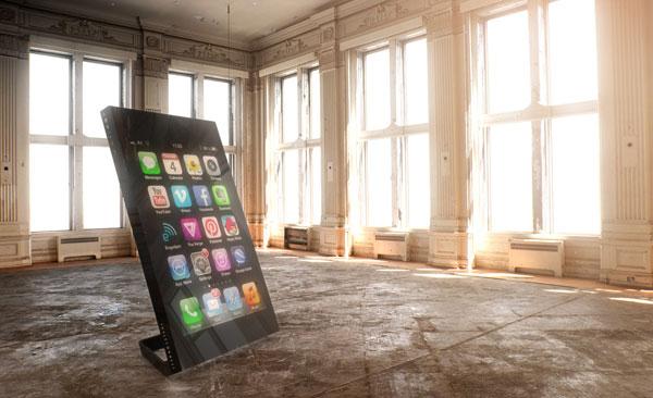 霸气iphone桌面显示(二)