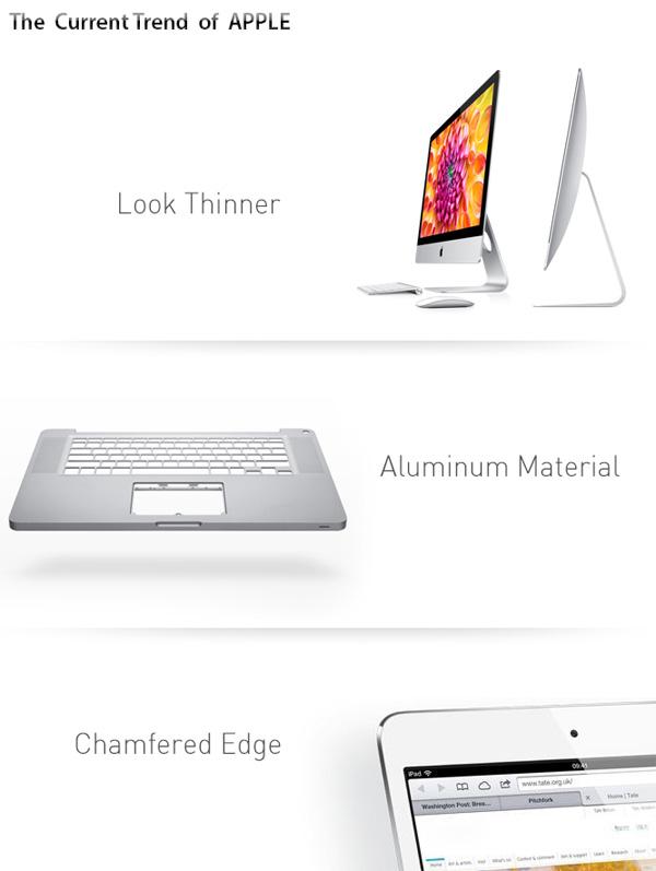 概念iphone6设计(二)