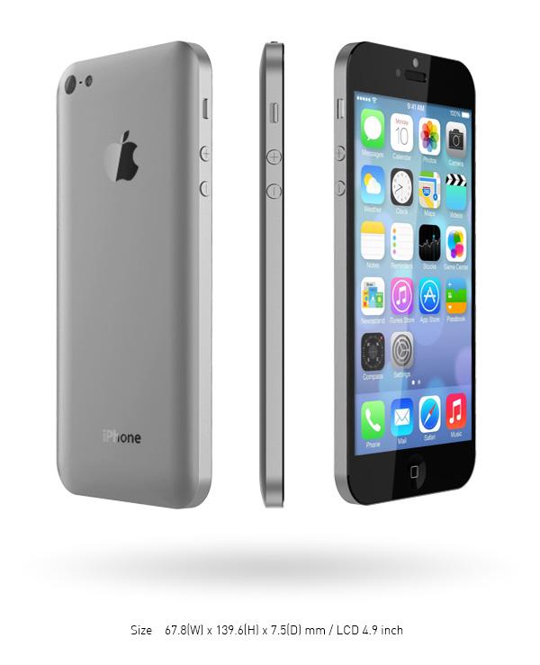 概念iphone6设计(四)