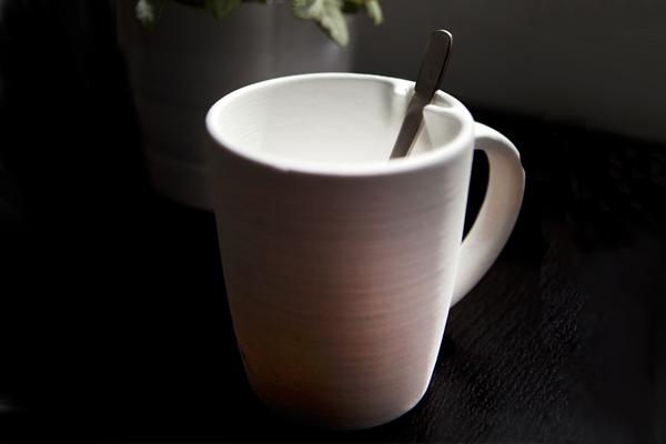 固定勺子的咖啡杯(三)