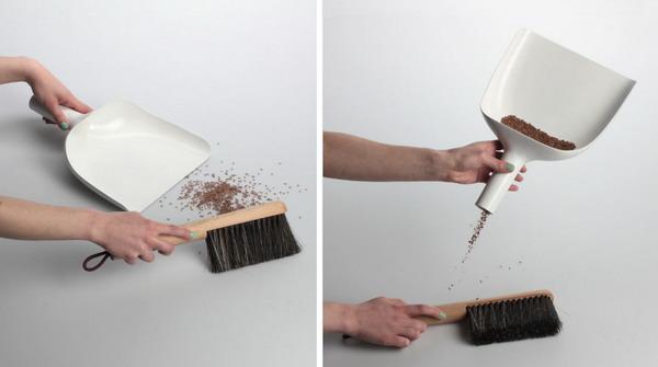简约的扫帚簸箕组合(六)