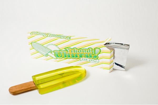 冰棍创意刀架