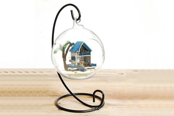 最有创意的生日礼物 - 玻璃小屋