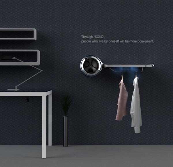 多功能概念洗衣机(四)