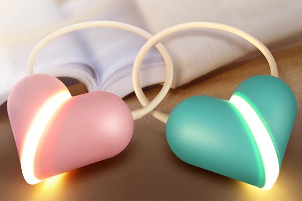 最有创意的生日礼物 - 为爱而生的LED灯