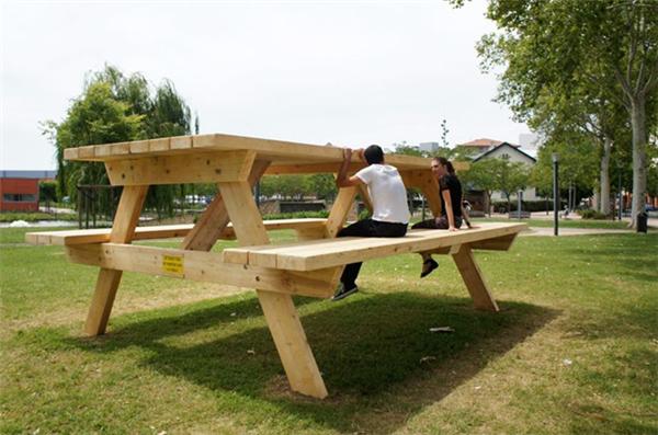 有趣的巨型餐桌(三)