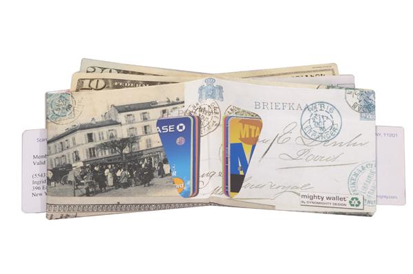 Mighty Wallet环保再生纸钱包(七)