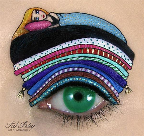 插图式眼影(二)