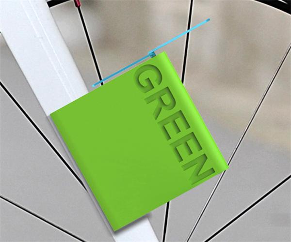 I-GREEN环保自行车充电系统(四)