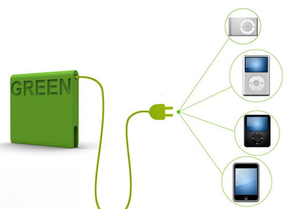 I-GREEN环保自行车充电系统(五)