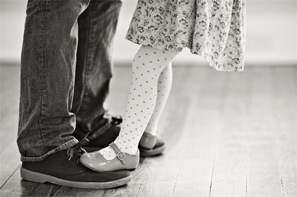 父女为已故母亲复制婚纱照(四)