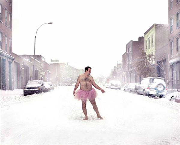 粉红芭蕾舞裙的力量