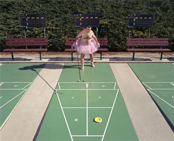 粉红芭蕾舞裙的力量(九)