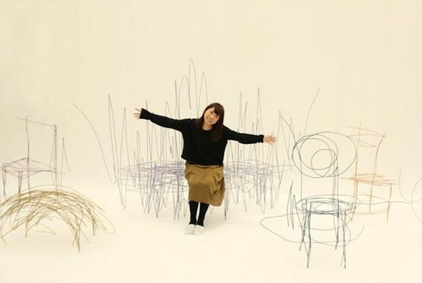 非常有创意的草图家具(三)