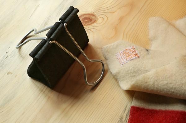 大夹子羊毛毡包包(二)