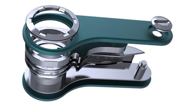 模块化自定义折叠刀(四)