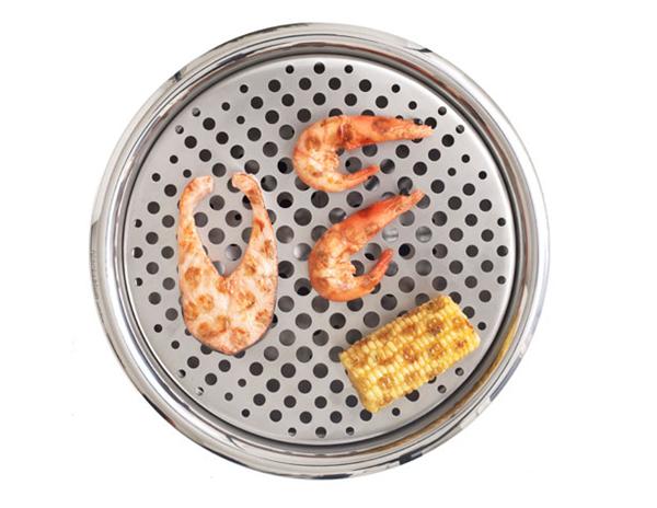 结合完美的烧烤花盆(二)