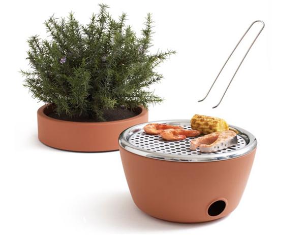 结合完美的烧烤花盆(五)