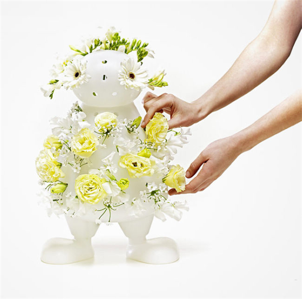 漂亮的花瓶设计(四)