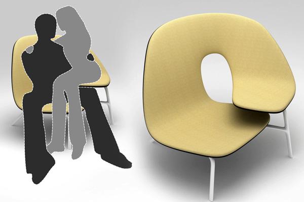 有趣的拥抱椅(四)
