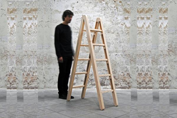 简单便携的折叠梯