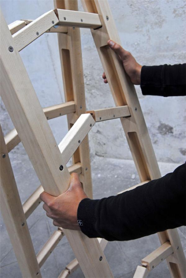 简单便携的折叠梯(三)