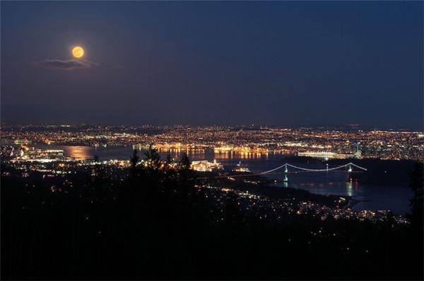 元宵不忘赏月(五)