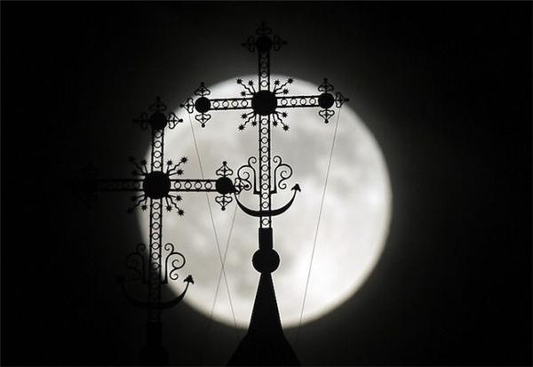 元宵不忘赏月(八)