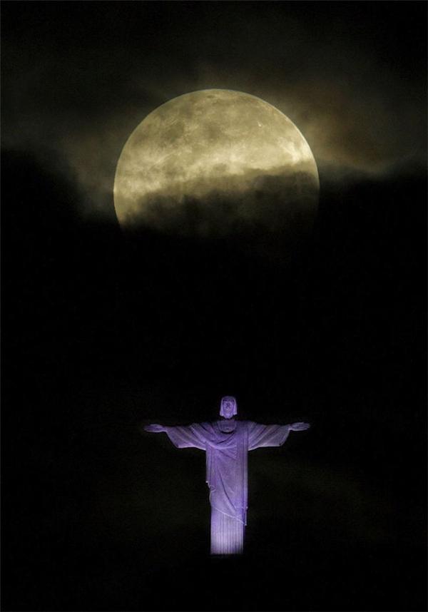 元宵不忘赏月(九)