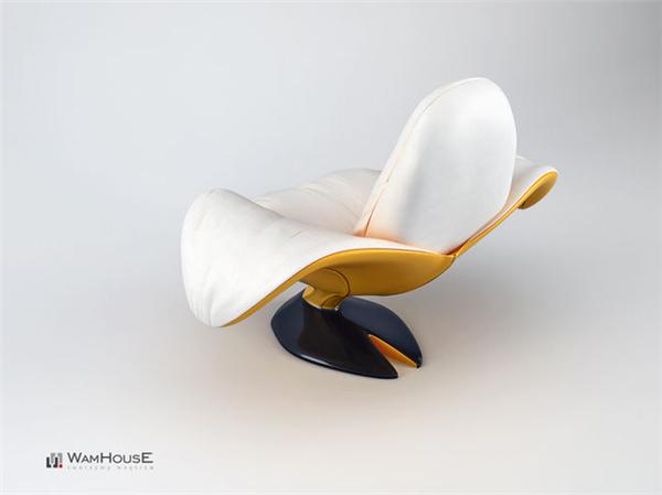 非常有趣的香蕉椅子(二)