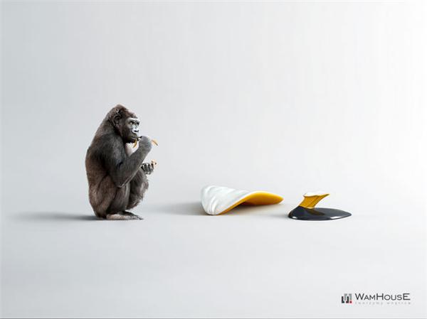 非常有趣的香蕉椅子(三)