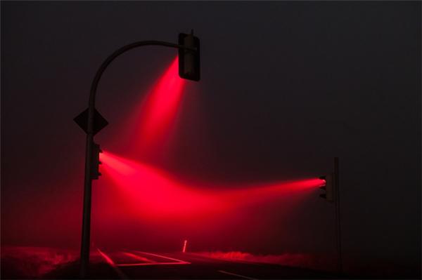 超酷的红绿灯摄影(二)