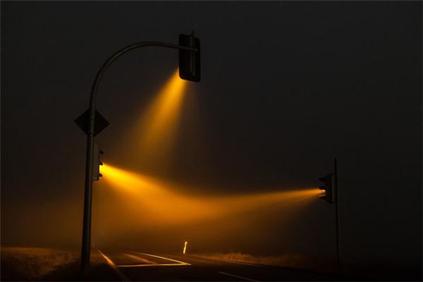 超酷的红绿灯摄影(三)