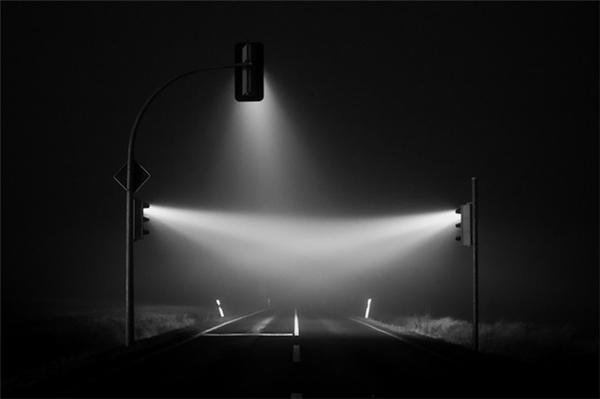 超酷的红绿灯摄影(五)