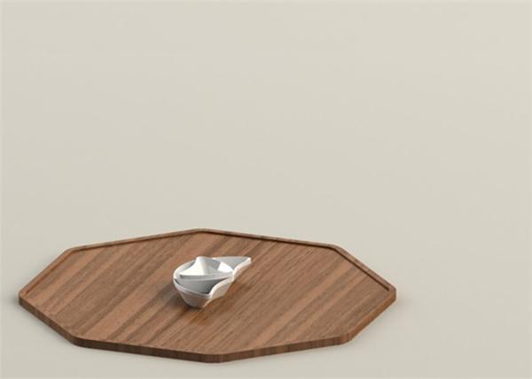 很有风格的陶瓷餐具(四)