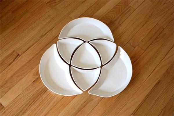 很有风格的陶瓷餐具(五)
