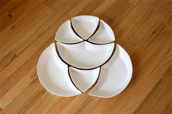 很有风格的陶瓷餐具(六)