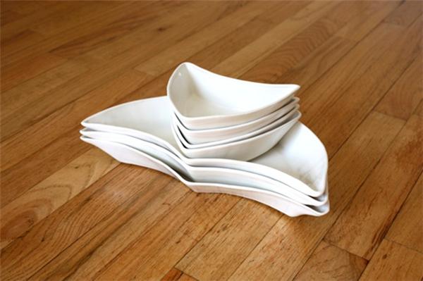 很有风格的陶瓷餐具(八)