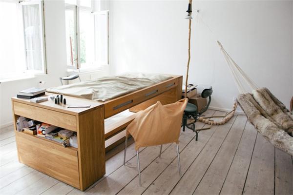 多功能睡床工作台