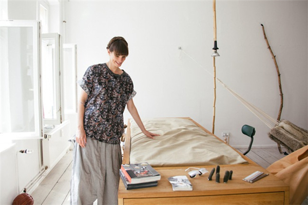多功能睡床工作台(六)